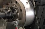 Высоко-производительный шнек и цилиндр для ПЭ труб